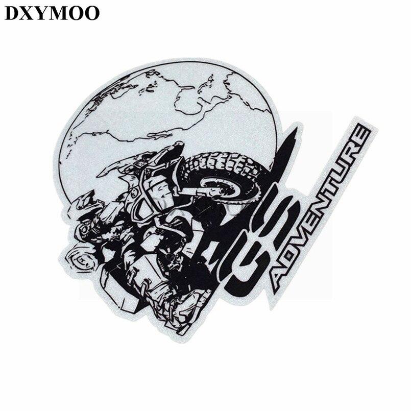 12см Мотогонки ГС Автомобильные наклейки мотоциклетный шлем наклейки Автоматический внешний винил для АДВ ГС Приключения