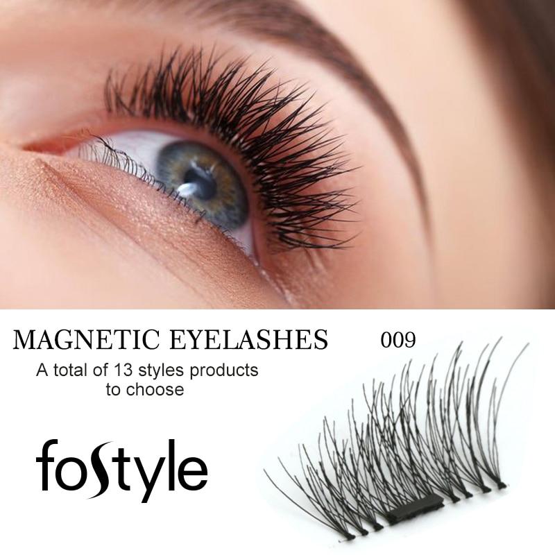 false lashes mink eyelashes natural Magnetic Lashes 5D Magnet Eyelashes Fake Eyelashes extension tools kit extension eye lashes