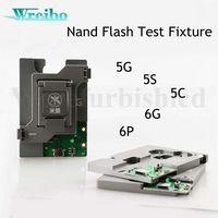 Wrcibo NAND Flash Тесты машина для iPhone 5 5S 5C 6 Plus жесткий диск Тесты ing приспособление HDD Инструменты для ремонта