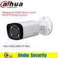 """DAHUA HDCVI Cámara Bala 1/2. 7 """"CMOS de 2 Megapíxeles 1080 P IR 30 M IP67 2.7 ~ 12mm HAC-HFW1200R-VF-IRE6 vari-focal de la lente de cámara de seguridad"""