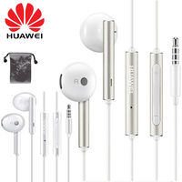 Original Huawei Honor AM115/ AM116(metal) Earphone With Mic/Volume Control For HUAWEI P/8/9 Lite P10 Plus Honor 5/6X Mate 7/8/9