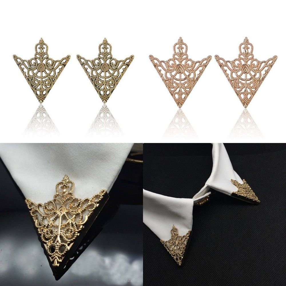402b1f25e ᐅ New! Perfect quality shirts collar neck brooch and get free ...