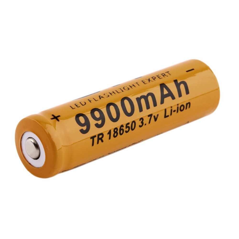 1PCS 18650 Batteries TR 3.7V 9900mAh Rechargeable Li-ion Battery for LED Flashlight Torch Long Life and mechanical mod VS VTC5
