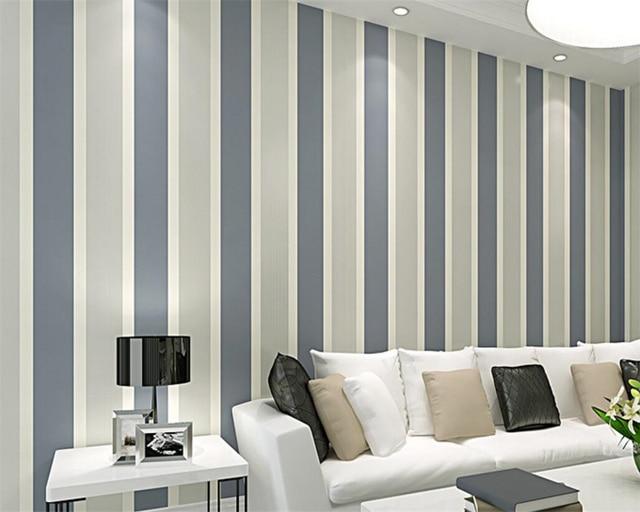 Beibehang papel de parede d moderne slaapkamer woonkamer tv