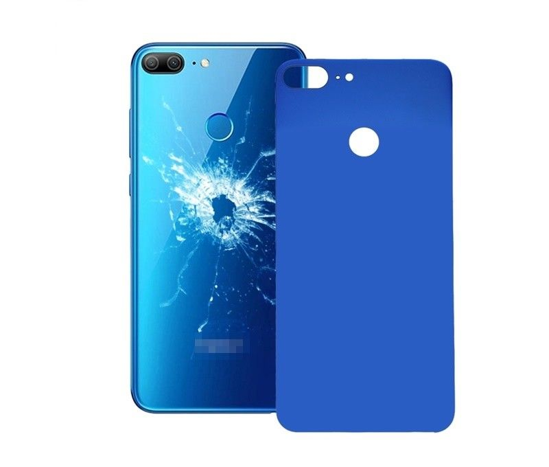 Voor HUAWEI Honor 9 Lite Case 3D Glas Back Battery Cover Case, Honor9 Lite Deur Achter Behuizing Cover title=