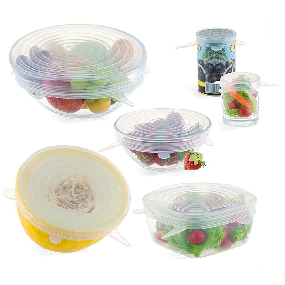 Silicone Food Covers Reviews