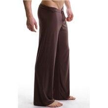 Pants Men's Casual Trousers Soft Comfortable Men's