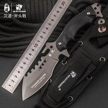 Hx outdoor 440c защитный нож с фиксированным лезвием лезвие