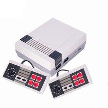 Mini consola de juegos Retro de TV clásica 500 juegos integrados 2 controladores CON CAJA Original al por menor