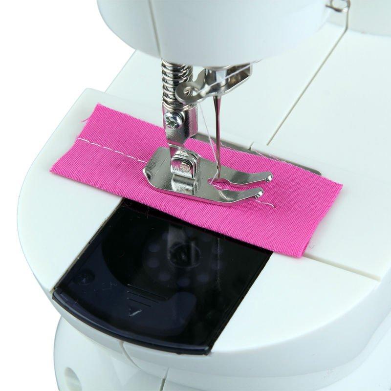 NEW Multi Function Mini Portable Electric Sewing Machine Use Power Amazing Mini Sewing Machine Use