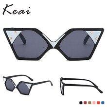 Fashion Cateye Sunglasses Women Vintage Black Glasses Retro Cat eye Sun glasses Female Eyewear UV400