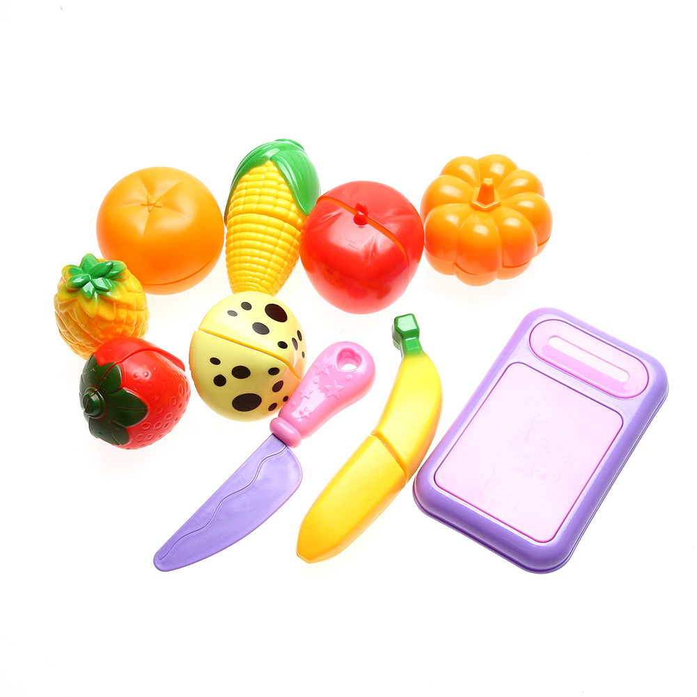 safety baby toy set classic kitchen food fruit vegetable cutting kids pretend play educational toy set cooking for children. Interior Design Ideas. Home Design Ideas