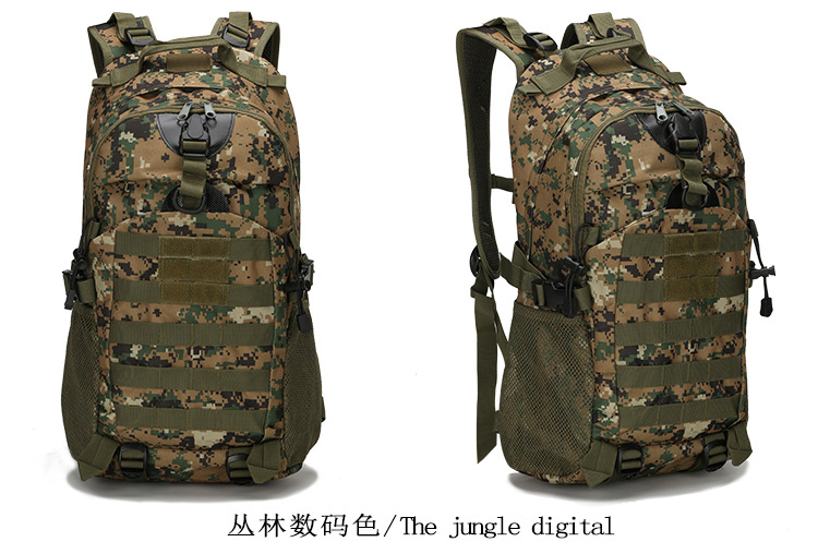 Men'S Tactical Backpack Backpacks Travel Bags Outdoor Sport Hiking Blcak Rucksack Army Bag Military Men stylish military style outdoor travel sport backpack double shoulder bag army green page 2 page 1 page 1
