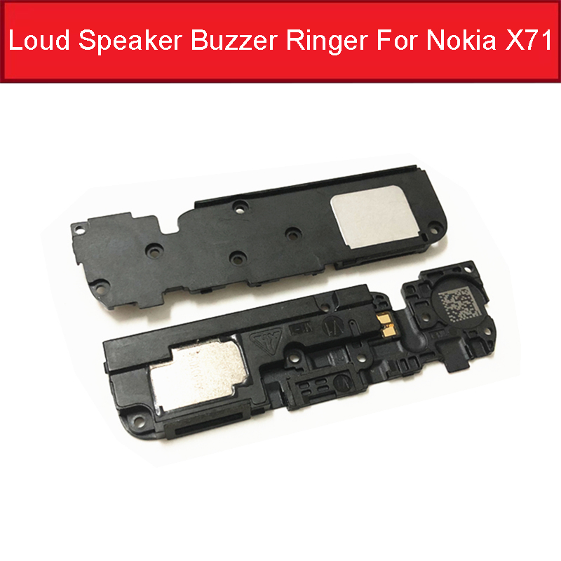Louder Speaker Ringer For Nokia X71 Lound Sound Module Loudspeaker Buzzer Module Accessory Parts Phone Replacement Parts