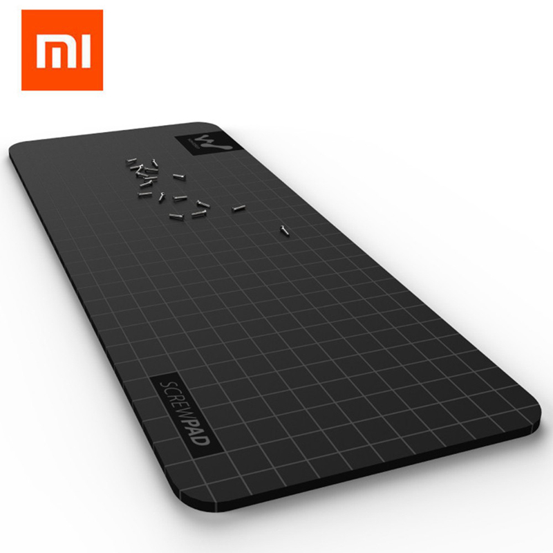 Xiaomi Mijia Wowstick Magnetic Screw Mat Position Memory Plate Set Stick Pad Household Repair Tool