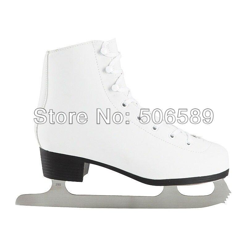 Free Shipping Hockey Skates Adult  #36--#42 8227410 Water-proof Pu