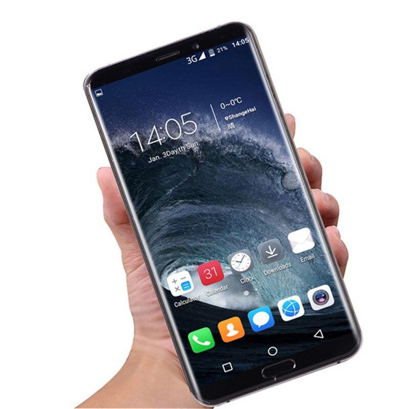 5.72 écran tactile MP3 MP4 lecteur vidéo de musique téléphone intelligent double emplacement SIM 512 mo + 4 GB Android 5.1.0 4 Core processeur téléphone Mobile