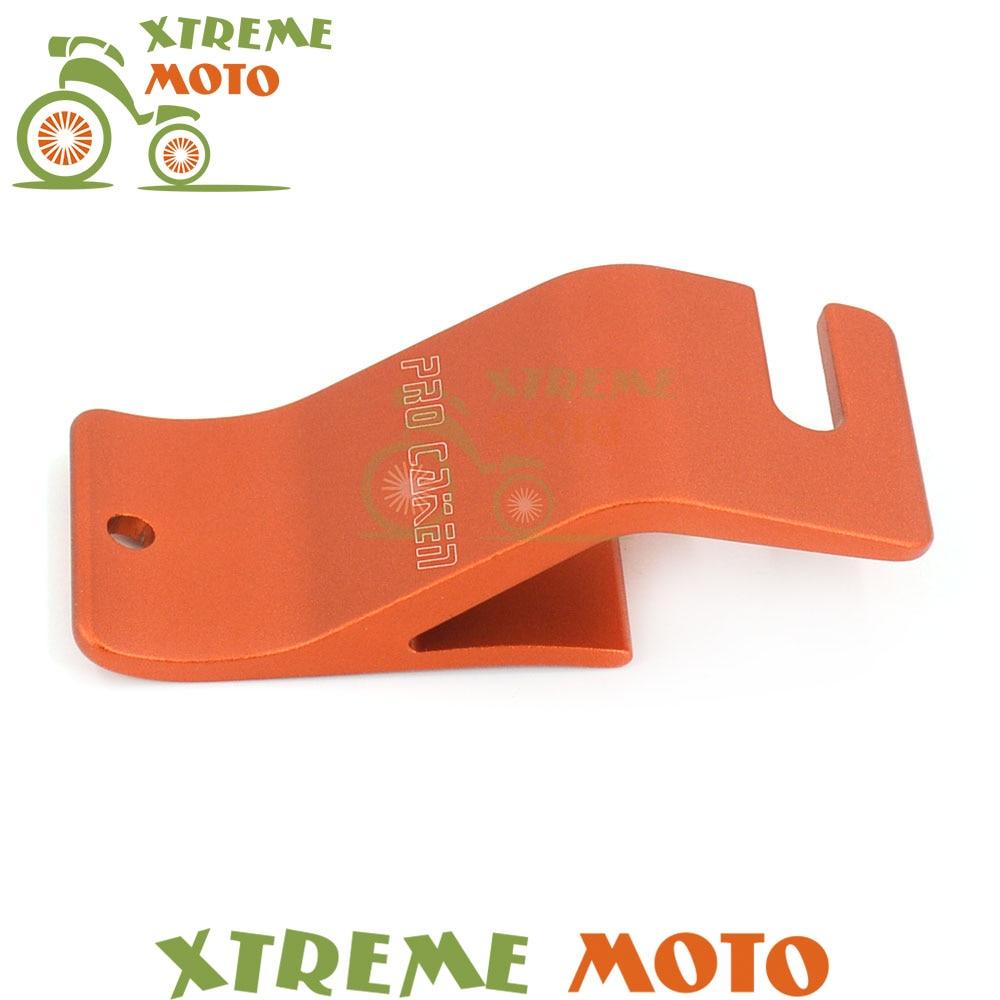 CNC Orange Bead Tire Change Bead Holder Buddy II Dirt Bike Installation Assistance Tool Motorcycle Motocross