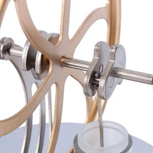 Image 4 - נמוך טמפרטורת סטירלינג מנוע מנוע קיטור חום חינוך דגם חום קיטור חינוך צעצוע לילדים קרפט קישוט גילוי