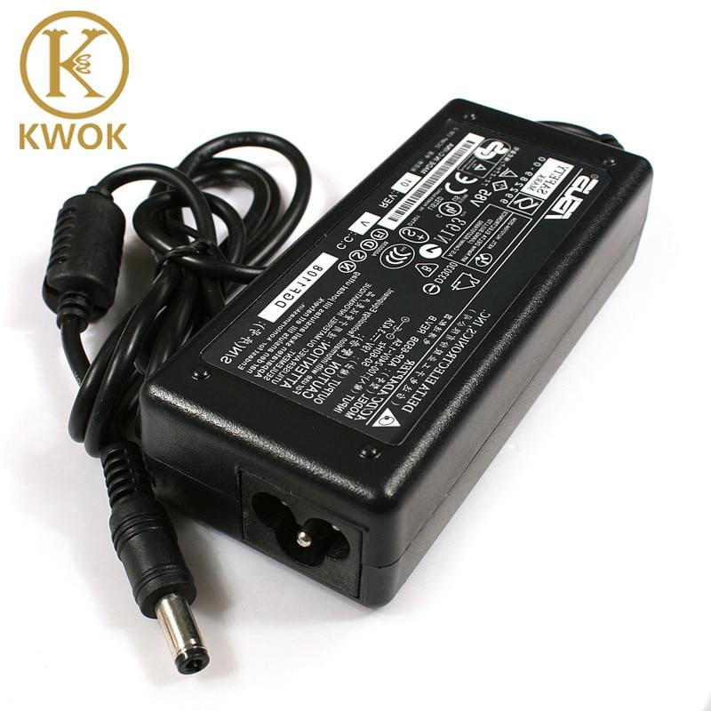 Распродажа ! 19 В 3.42A адаптер переменного тока зарядное устройство для ноутбука для ASUS A40 A43 A53 A41 A2 A6 A8 F8 S1 U3 U5 N70 F83V k410 W3 W5 Free Ship