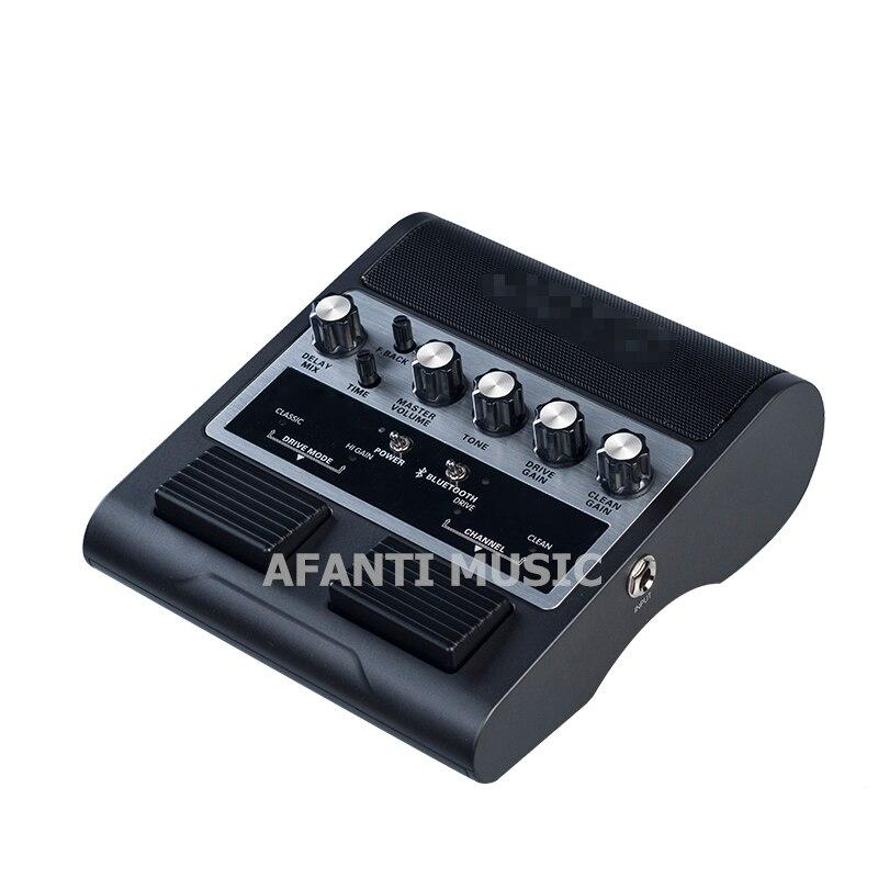 Afanti Music Acoustic Guitar Effects (EFF-111) amumu traditional weaving patterns cotton guitar strap for classical acoustic folk guitar guitar belt s113