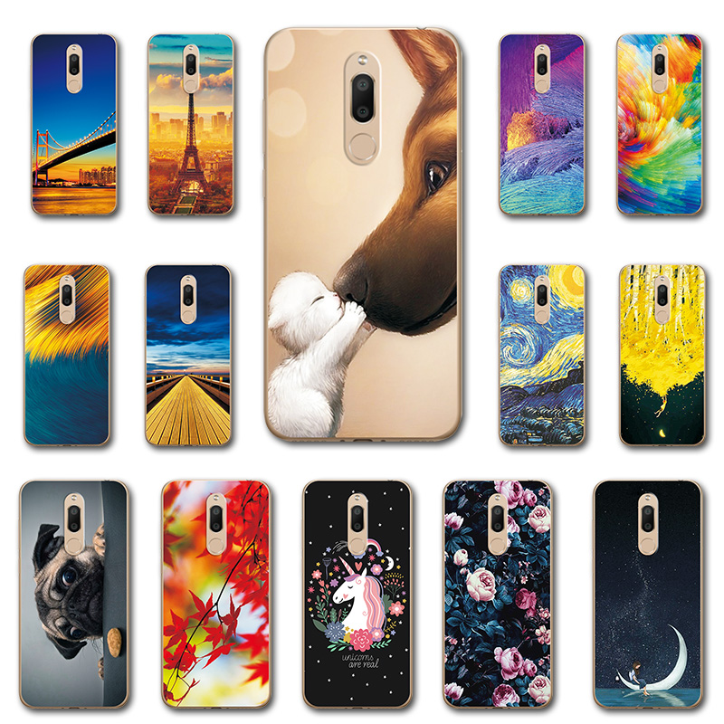 YOUVEI Novelty Phone Case For Meizu M6T 5.7'' Newest Soft Silicon TPU For Meizu M6T Printed Case Cover For Meizu M6T