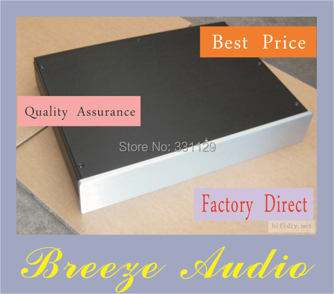 Breeze Audio-430*70*308 DAC aluminum chassis (aluminum enclosure) 1080p mini camera hd wifi clock camera time alarm p2p nanny motion detection night vision remote monitor wireless ip micro cam