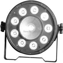 2 шт./лот Быстрая Доставка LED Жира Пар 9X10 Вт + 1X30 Вт Светодиодные RGB 3IN1 Светодиодные Этап DJ Light DMX Led Par Par Света Партии