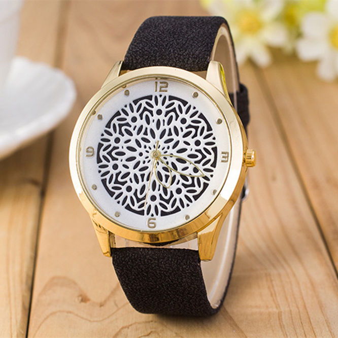 Flower Watch Women Watches Ladies 2019 Brand Luxury Famous Female Clock Quartz Watch Wrist Relogio Feminino Montre Femme