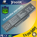 A32-K72 battery 4400mAh for Asus K73 K73E K73J K73S K73SV N71 N73 X72 Battery K72