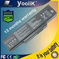 A32-k72 batería 4400 mAh para Asus K73 K73E K73J K73S nave motherboard K73SV N71 N73 X72 batería K72