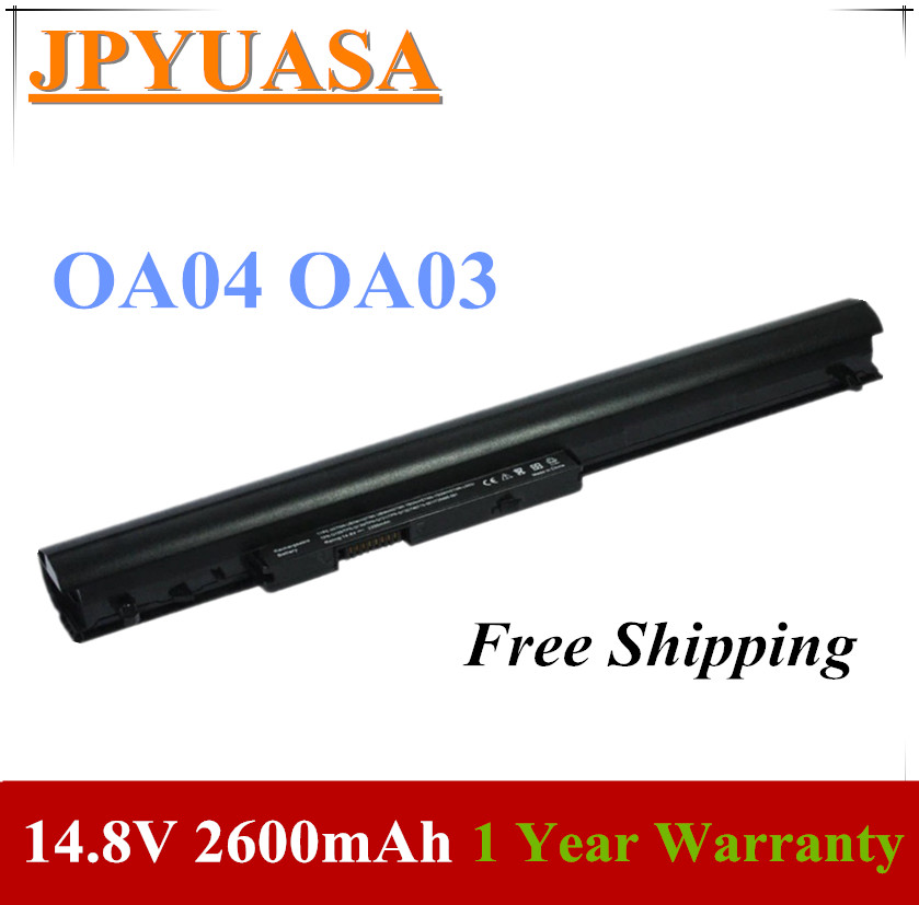 7XINbox 14.8V 2600mAh OA04 OA03 Laptop Battery For HP 240 G2 G3 CQ14 CQ15 740715-001 746458-421 746641-001 HSTNN-LB5S HSTNN-IB5S(China)