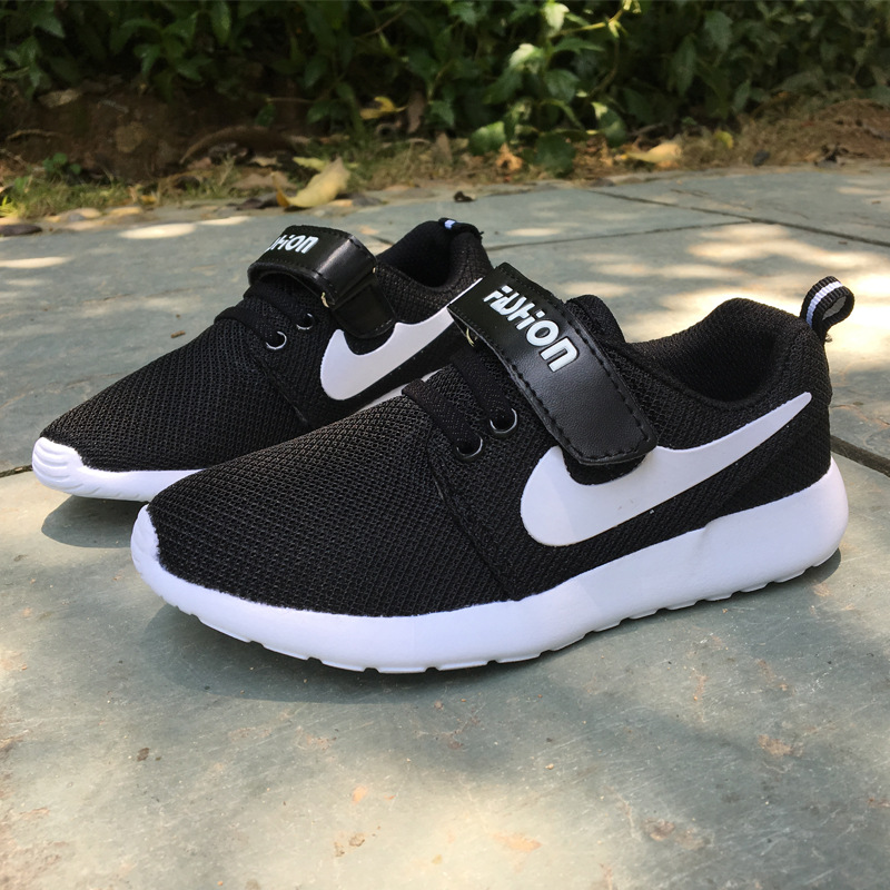 Spring and Autumn Mesh Breathable Children's Casual Shoes Adult Children Boys and Girls Fashion Soft Sports Sneakers babyfeet children shoes little girls shoes toddler shoes baby boys sneakers casual non slip sports shoes breathable size 26 30