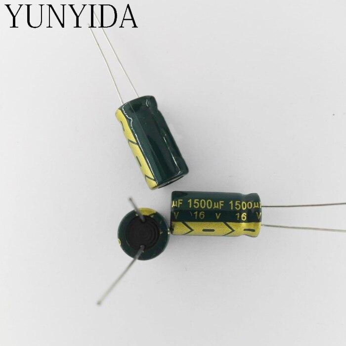 16v1500uf 1500uf16v Capacitor   20PCS