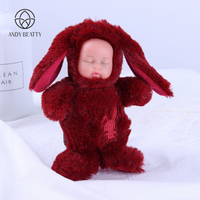 Andybeatty Plush Stuffed Toys for Children Cute Soft 5 Colors Rabbit/Bear Best Birthday Gifts for Friends Doll Reborn brinquedos