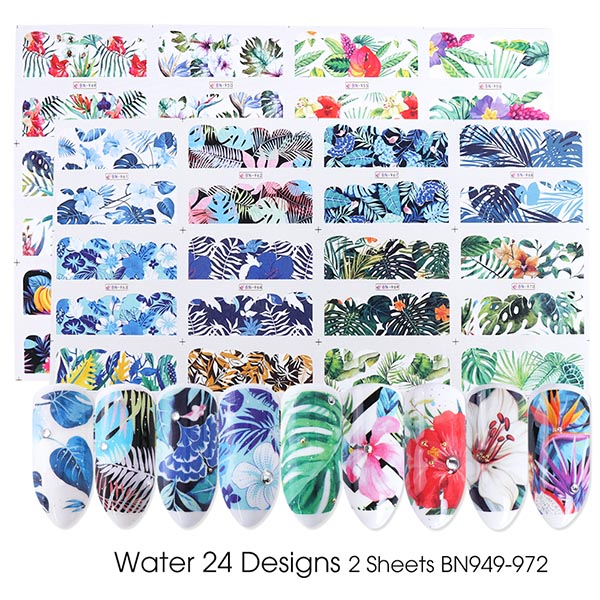 BN949-972 2 Sheets