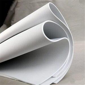 Image 4 - Happyxuan 5 Chiếc 50*35 Cm 5 Mm Xốp EVA Chất Liệu Tấm Cosplay Trắng Đen 45 Độ Xốp Giấy tự Làm Thủ Công