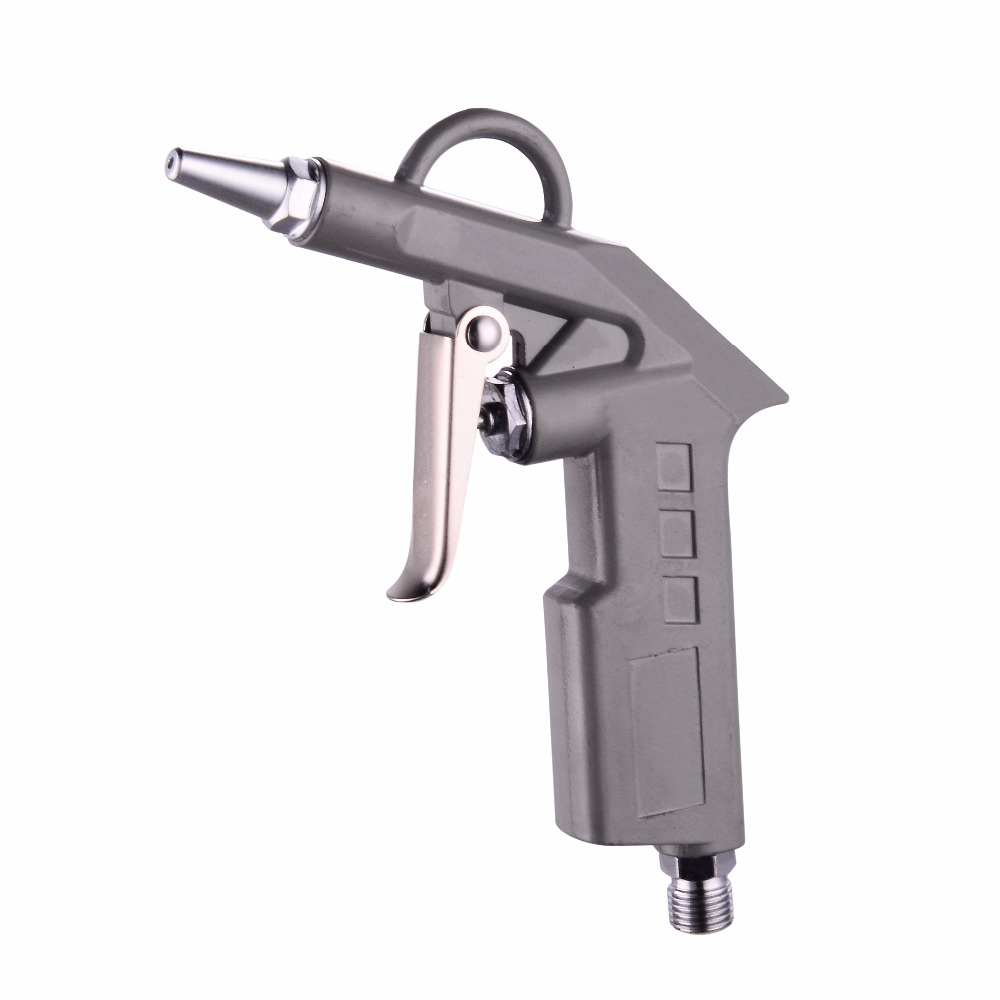 цена на A60-1 Micro Cleaning Gun Air Dust Collector Compressor Dust Collector Trigger Handle Compression Alloy Nozzle Blowing Gun