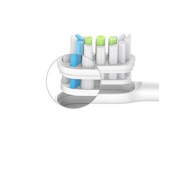 2 ŀ� Xiaomi SOOCAS ĺ�換電動歯ブラシヘッドユニバーサル洗浄タイプブラシヘッド 3 ȉ�