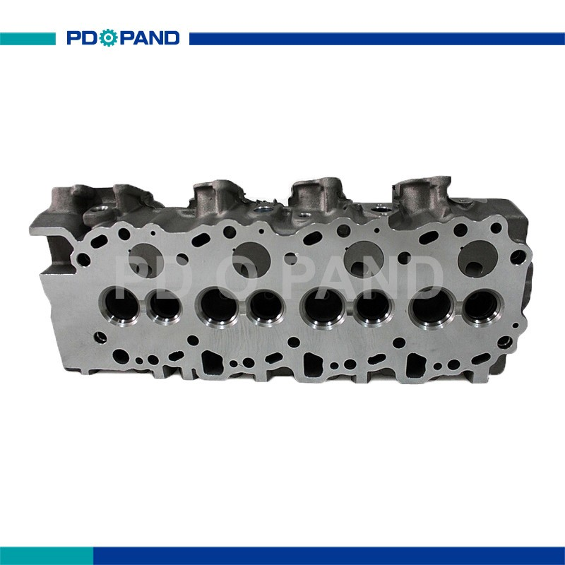 Motor Part 1KZT 1KZ-T Bare cylinder head 11101-69127 11101-69128 FOR Toyota LAND CRUISER <font><b>TD</b></font> /4RUNNER <font><b>TD</b></font>/Hilux 3.0TD 1993-1996 image