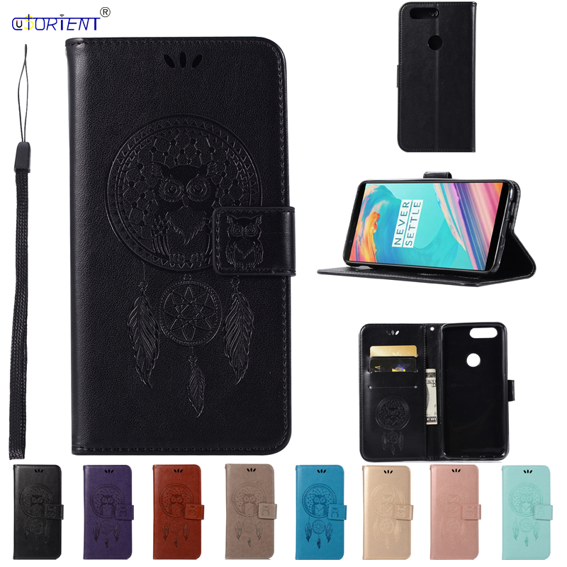 Oneplus 5T Case Flip Leather Wallet Stand Phone Cover for Oneplus 5T five One plus 5t OP5T Protect Case Funda Oneplus 5T Coque