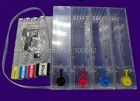 YOTAT 1000 мл Пустые СНПЧ картридж для HP970 HP971 Pro X451dn X451dw X476dn X476dw X551dw X576dw принтера с постоянным чипа