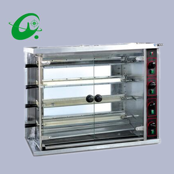 Commercial gas chicken rotisseries 20 chickens BBQ oven multi-function Duck rock Rotisserie ovenCommercial gas chicken rotisseries 20 chickens BBQ oven multi-function Duck rock Rotisserie oven