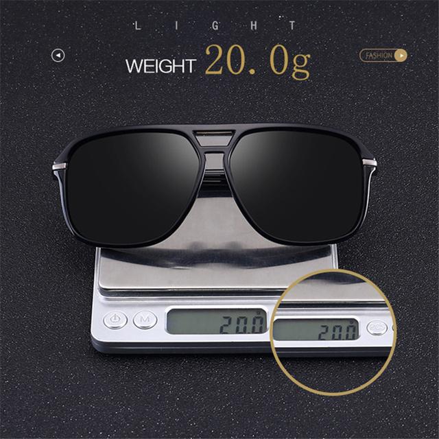 Men's Polarized Driving Sunglasses