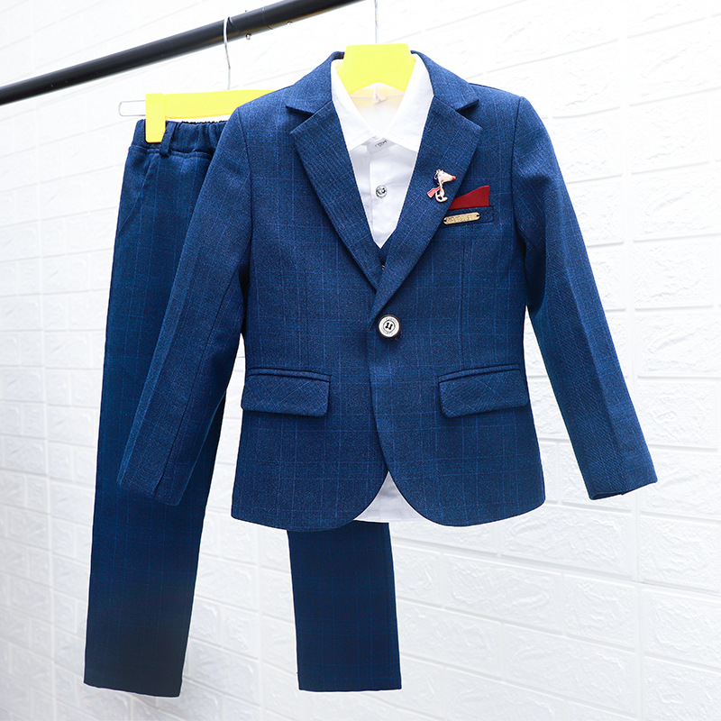 LQSZ Jacket Hoodie Coat Suit for Boys Uniforms Set High School Halloween Party Dress up