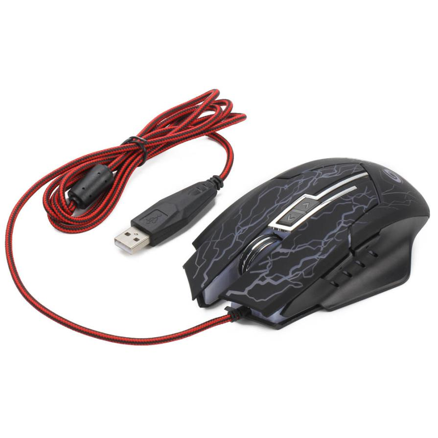 pc mouse 2400 dpi 6d buttons led wired gaming mouse for pc laptop steel series lol t10 in mice from computer office on aliexpress com alibaba group [ 895 x 895 Pixel ]