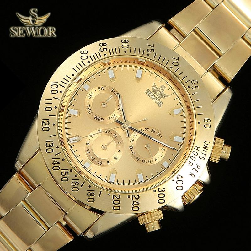 SEWOR - นาฬิกาผู้ชาย