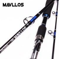 Mavllos FUJI Guide Lure Weight 70 250g Sea Boat Jigging Fishing Rod 2 1M 3 Sections