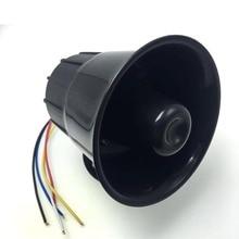 108db 12V 24V 36V Revere Backup Warning Turn Left Right Reverse Alarm Beeper Speaker horn 5wire Three in one Horn