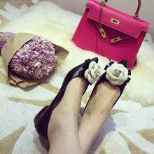 Женская обувь 2016 острым носом плоским пятки обувь женская мокасины квадратный каблук sliper дизайнер ladies девушки обувь chaussure femme причинно